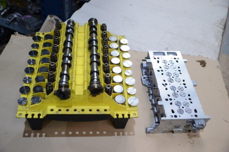 Foto, reparatii, reconditionari turbine, casete, motoare, chiuloase - imagine 10