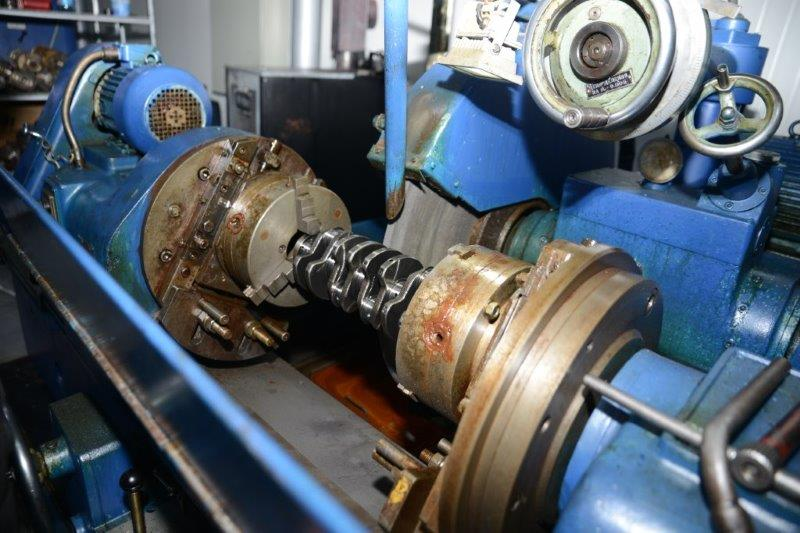 Foto, reparatii, reconditionari turbine, casete, motoare, chiuloase - imagine 16