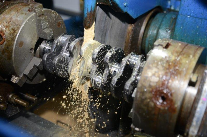 Foto, reparatii, reconditionari turbine, casete, motoare, chiuloase - imagine 17