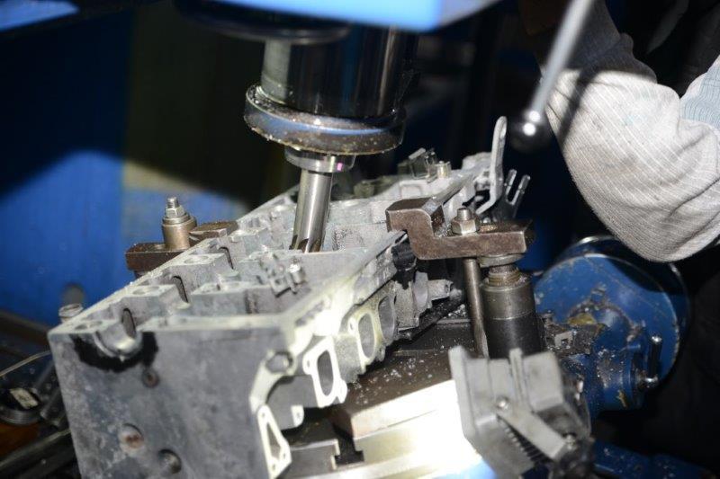 Foto, reparatii, reconditionari turbine, casete, motoare, chiuloase - imagine 19
