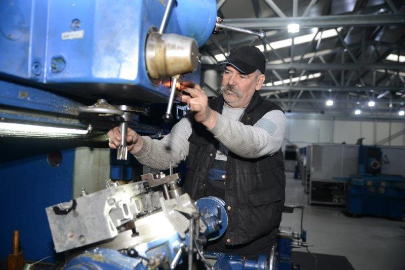 Foto, reparatii, reconditionari turbine, casete, motoare, chiuloase - imagine 21