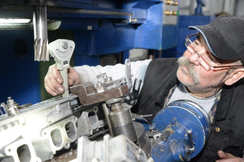 Foto, reparatii, reconditionari turbine, casete, motoare, chiuloase - imagine 22