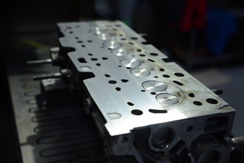 Foto, reparatii, reconditionari turbine, casete, motoare, chiuloase - imagine 6
