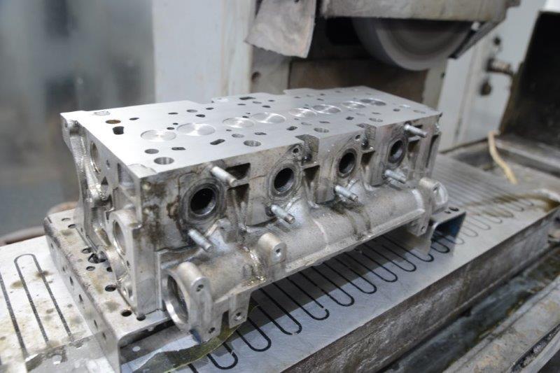 Foto, reparatii, reconditionari turbine, casete, motoare, chiuloase - imagine 7