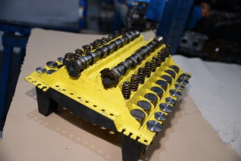 Foto, reparatii, reconditionari turbine, casete, motoare, chiuloase - imagine 8