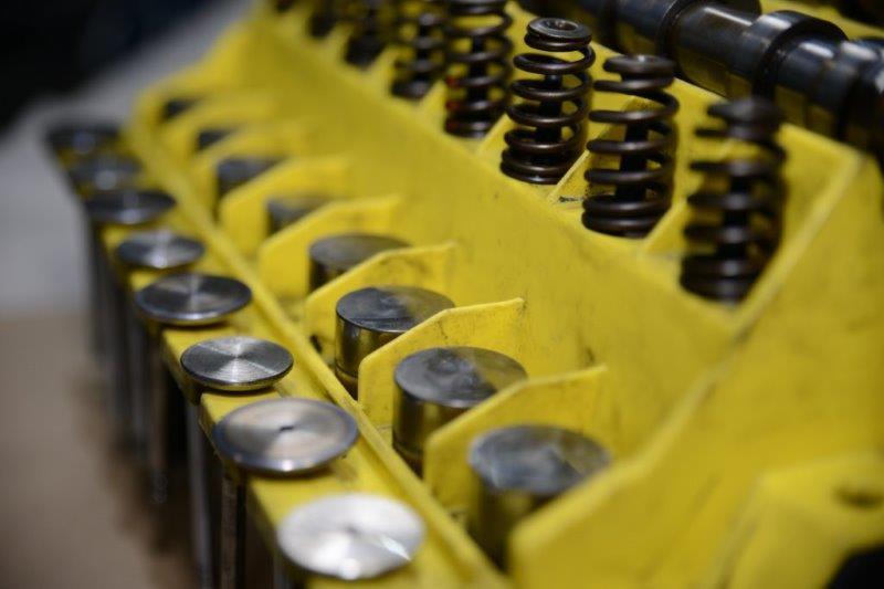Foto, reparatii, reconditionari turbine, casete, motoare, chiuloase - imagine 9